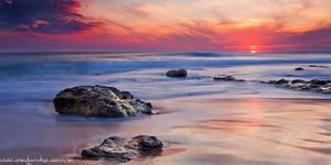 Woolamai Beach by fusionx