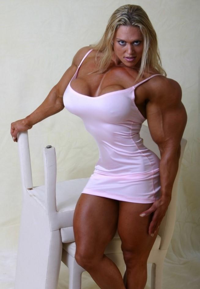 stacked blondie by cribinbic