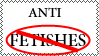 Anti-Fetishes Stamp (READ DESCRIPTION FIRST) by DigiPonyTheDigimon