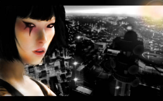 Mirrors Edge by FireMoose