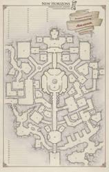 Dwarven tunnels of Abendhur by N-Horizons