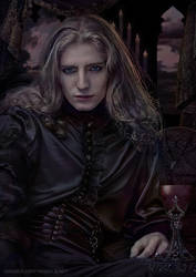The Sun has Gone. Lestat by Wagner