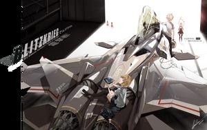 Blitzkrieg by P-Shinobi