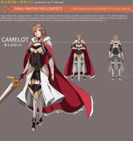 Final Fantasy XIII Lightning Returns (Contest) by P-Shinobi