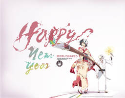 Happy New Year 2015 by P-Shinobi