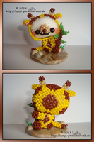 Giraffe Bear by Zoey-01