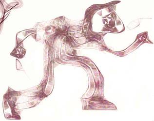 hombre by nubecina