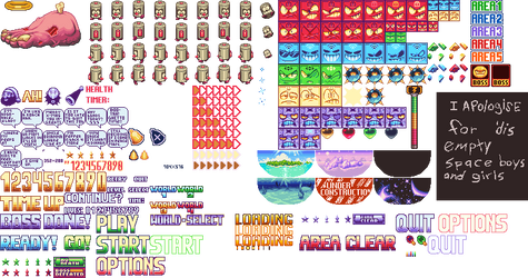 Pixel Dump (The Hard Stuff) by sneep29