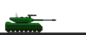 The LK-1 tank by GenovicanBrioteri