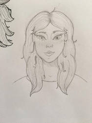 Practicing drawing again  by deborahesther