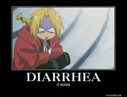 Diarrhea by AlphaMoxley95