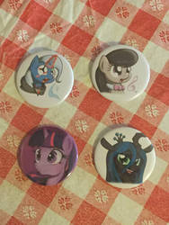 Buttons! by AlphaMoxley95