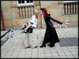 a little kiss doesn't hurt by Majin-sama