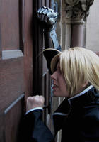 Ed Elric: Closed Door by Majin-sama