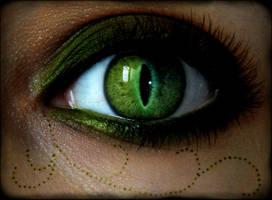 Wild Emerald by ladykitana