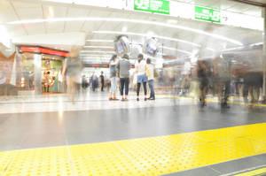 Shinjuku girls by Openget