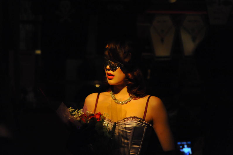 Rita Goldie's performance 15 by Openget