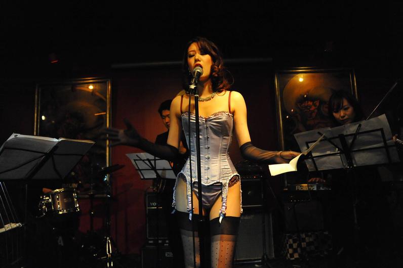 Rita Goldie's performance 16 by Openget