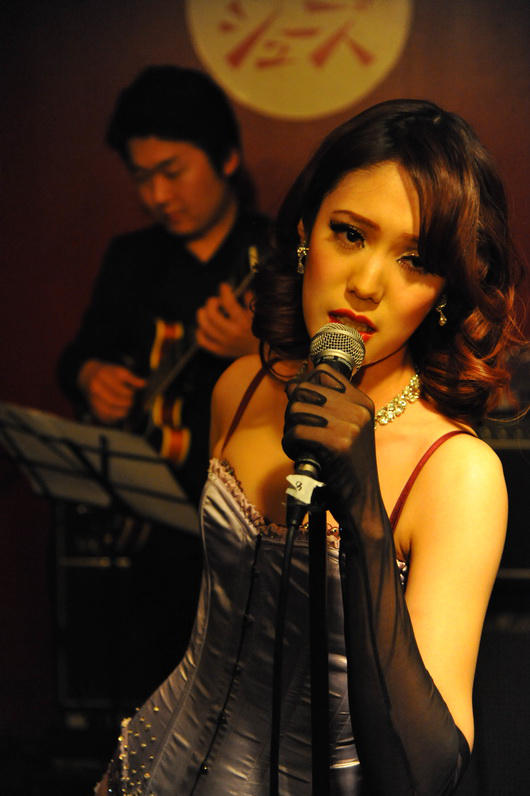 Rita Goldie's performance 17 by Openget