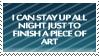 All Nighter Stamp by Elleoooo