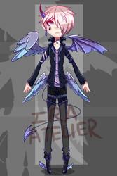 Demon Angel [ OTA OPEN ] by IRA-ATELIER