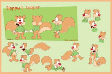 Sloppy (Reference sheet) by JollyRode