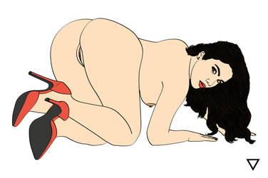 Sexy Valentina Nappi by TriZeroEight