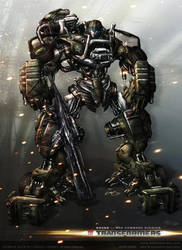 hound transformers ::: render by johngiang
