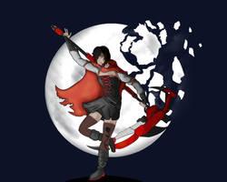 Ruby Rose by kalukukiyam