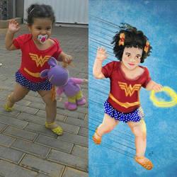 Wonder Girls Comparison by Katchiannya