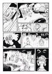 O Misterio da Cabana Alucinante 2 by Katchiannya