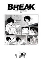 BREAK- PAGE 1 by Cirihtt
