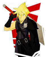 ex-SOLDIER by samuraiblack
