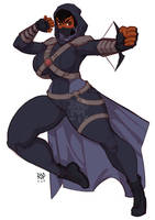 fatalist - commission by samuraiblack