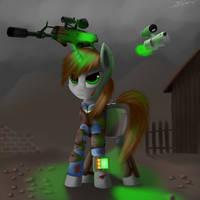 Fallout Equestria: Littlepip by Titan2955