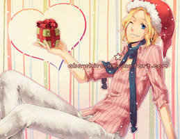 Joyeux Noel by Aka-Shiro