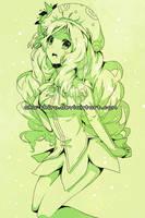 Commission - TrinaSheepChan by Aka-Shiro