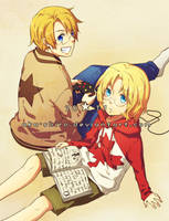 Brothers by Aka-Shiro