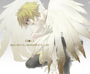 Artificial Angel by Aka-Shiro
