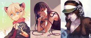Commission log 1 by Aka-Shiro
