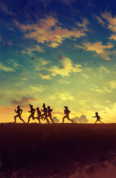 Fight On! by Aka-Shiro