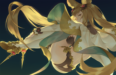 Metera by Aka-Shiro