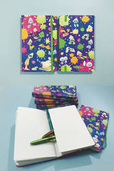 Splatoon 2 Notebook by Aka-Shiro