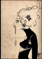 priestess by zum