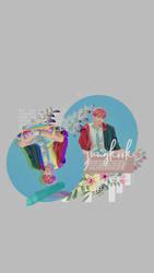 NTHWBT - BTS Jungkook [Lockscreen] by nthwbt