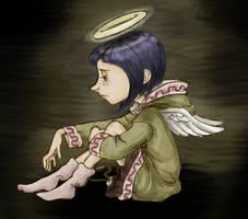 Coraline: Ailes Grises by TobuIshi