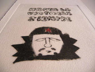 Che Guevara by beiko