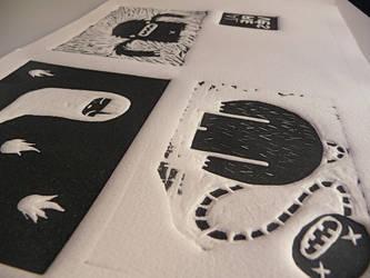 'Al reves' book prints_5 by beiko