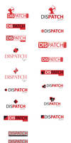 Dispatsh - logo development by tariqsobh