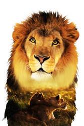 Lion Pride by LonDiamond